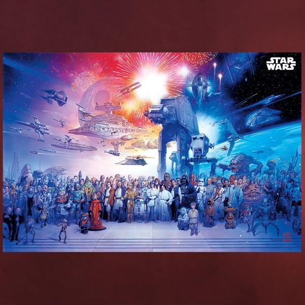 Star Wars - Universum Maxi Poster