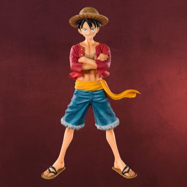 One Piece - Strohhut Monkey D. Luffy Figur 15 cm