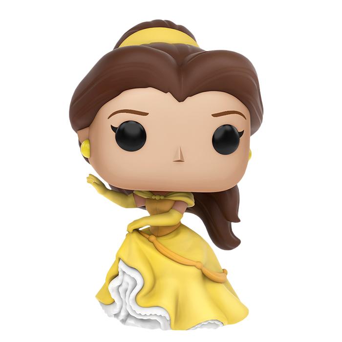 Die Schöne und das Biest - Belle Mini-Figur