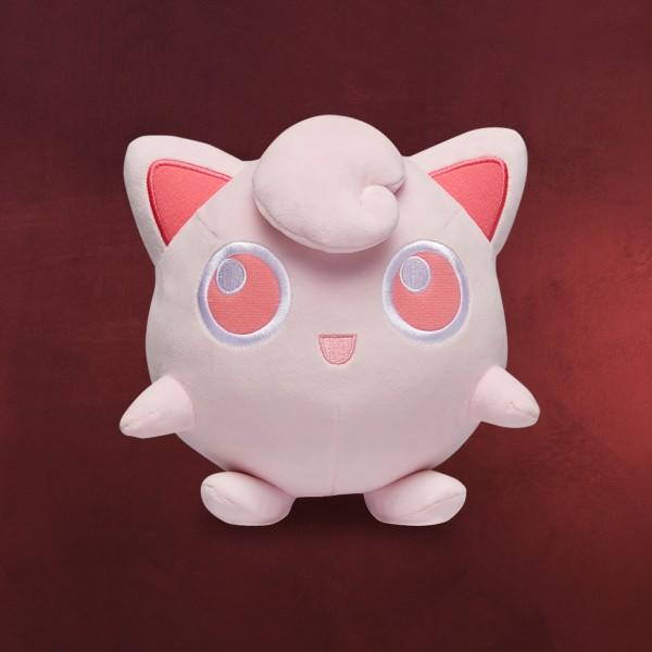 Pokemon - Pummeluff Monochrom Plüsch Figur 17 cm