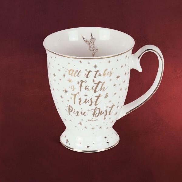 Tinkerbell - Faith, Trust & Pixie Dust Tasse