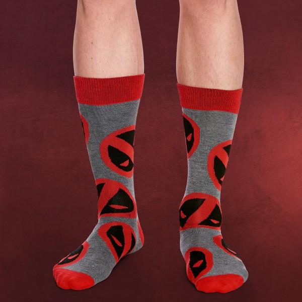 Deadpool - Logo Socken