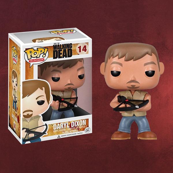 Walking Dead - Daryl Mini-Figur