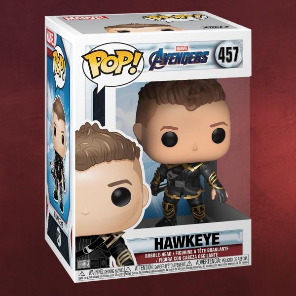 Avengers - Hawkeye Endgame Funko Pop Wackelkopf-Figur
