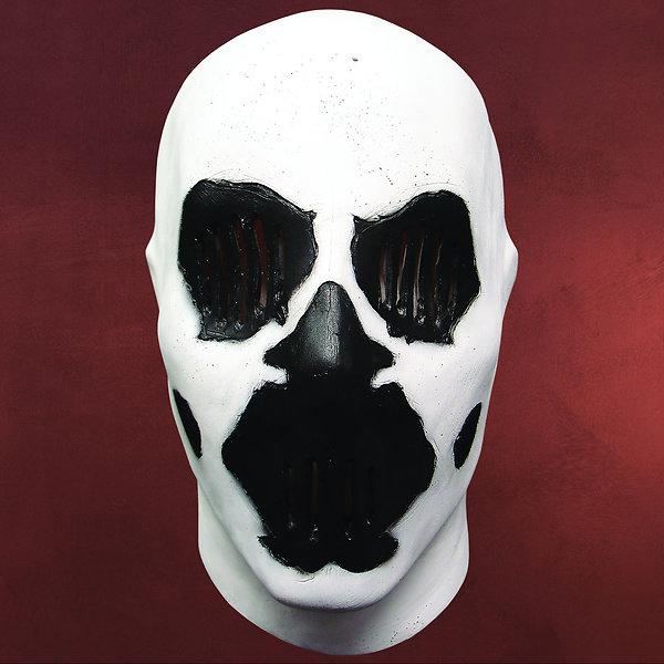 Watchmen - Rorschach Latex-Maske