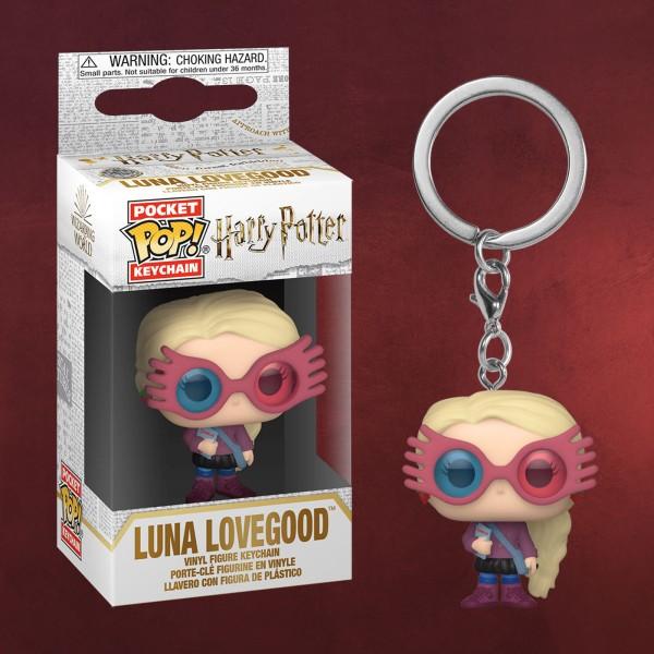Harry Potter - Luna Lovegood Funko Pop Schlüsselanhänger