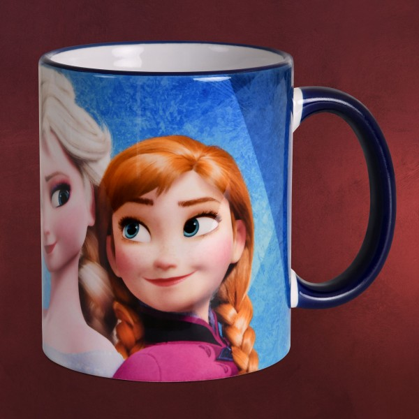 Frozen - Elsa & Anna Tasse