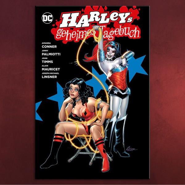 Harley Quinn - Harleys geheimes Tagebuch