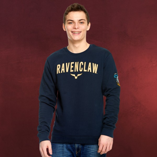 Harry Potter - Team Ravenclaw Sweater blau