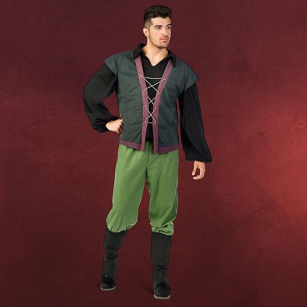 Mittelalterlicher Bauer - Kostüm Herren