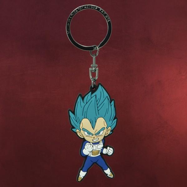 Dragon Ball - Super Saiyajin Gott Super Saiyajin Vegeta Schlüsselanhänger