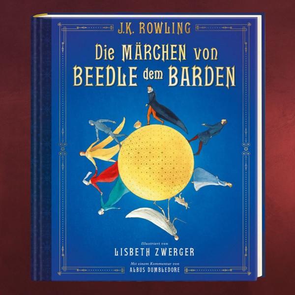 Die Märchen von Beedle dem Barden - Schmuckausgabe