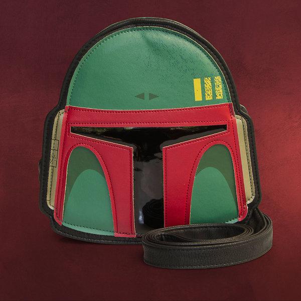 Star Wars - Boba Fett Umhängetasche grün