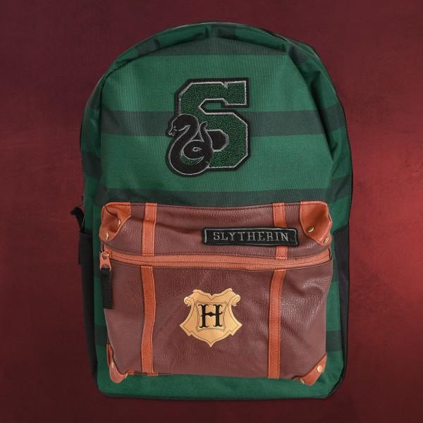 Harry Potter - Slytherin School Rucksack