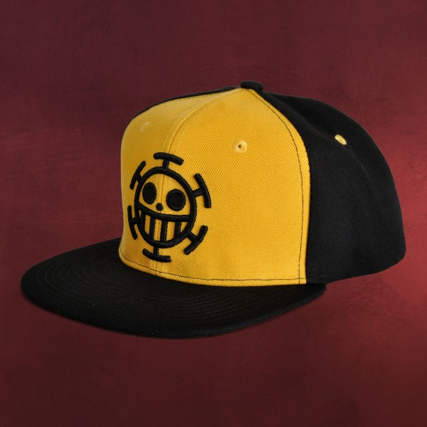 One Piece - Trafalgar Law Logo Basecap