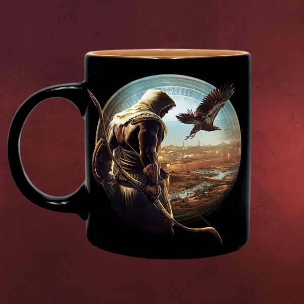 Assassins Creed - Origins Logo Tasse