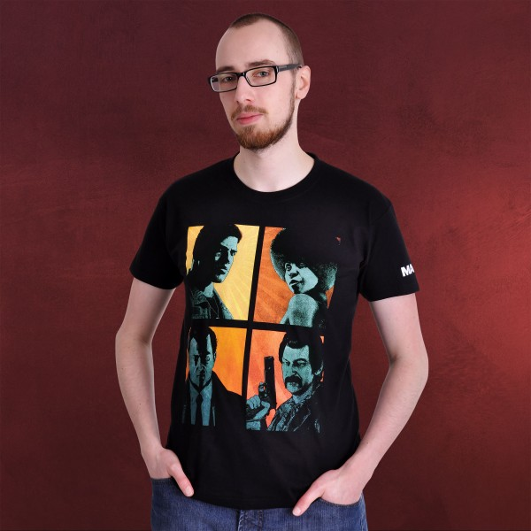 Mafia - Heroes T-Shirt schwarz