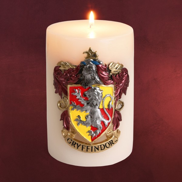 Harry Potter - Gryffindor Wappen XL Kerze