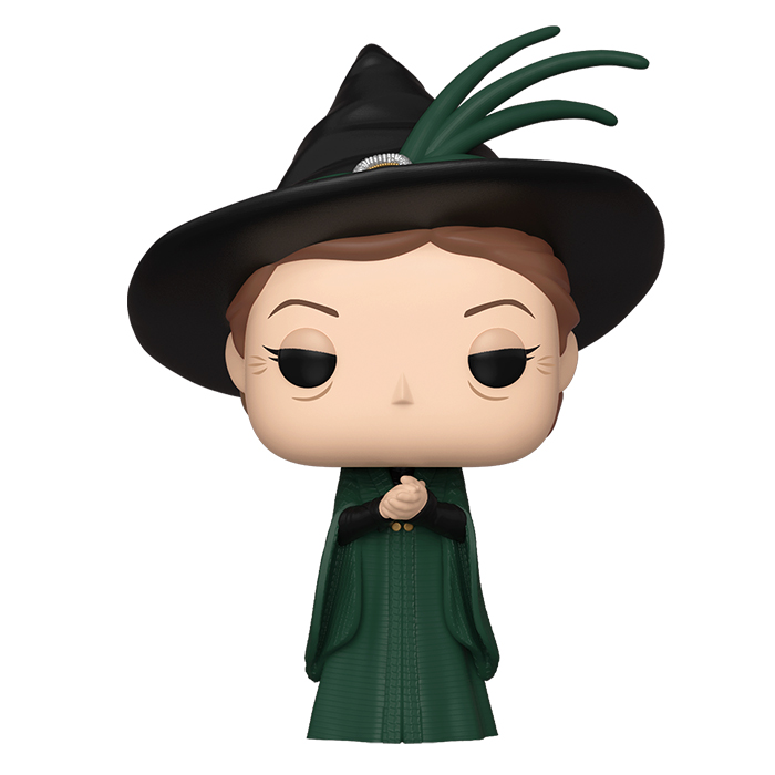 Harry Potter - Professor McGonagall Yule Ball Funko Pop Figur