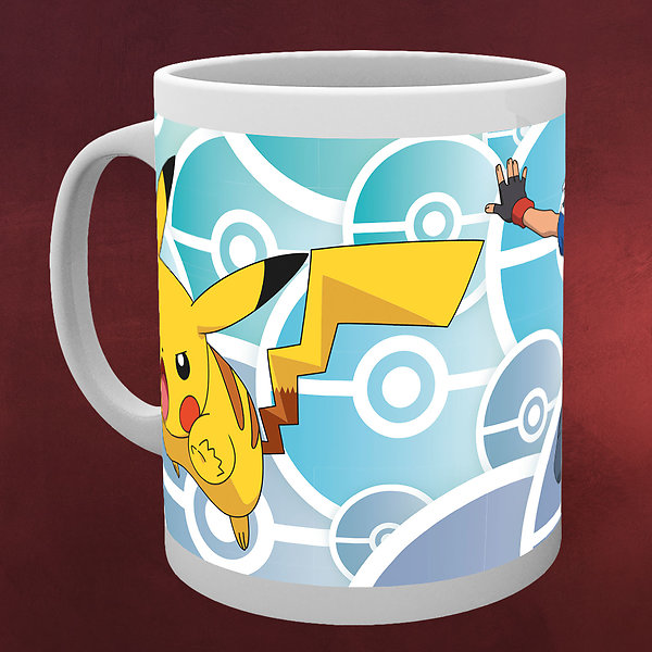 Pokemon - I Choose You Tasse