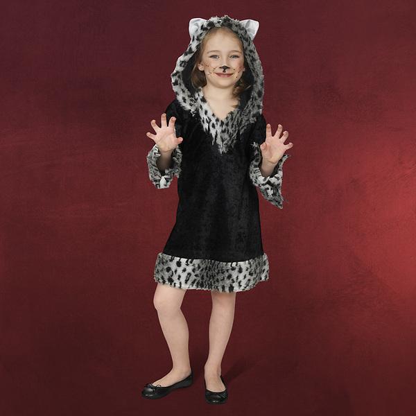 Kätzchen Kleid Kinderkostüm