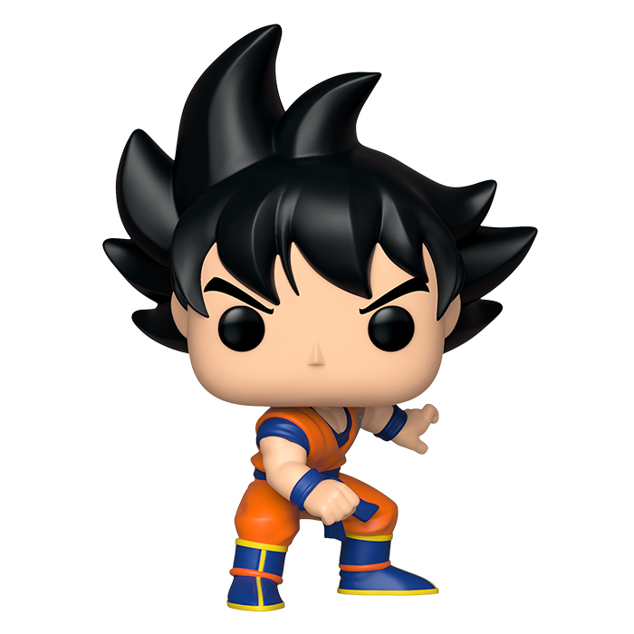 Dragon Ball Z - Goku in Kampfanzug Funko Pop Figur