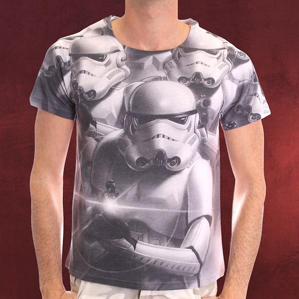 Star Wars - Stormtrooper Full Size T-Shirt