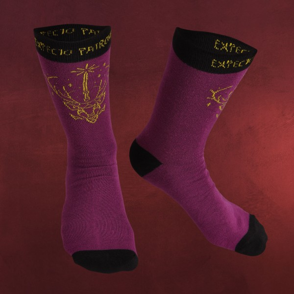 Harry Potter - Expecto Patronum Socken Damen