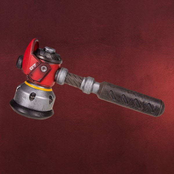 Overwatch - Torbjörns Hammer Replik