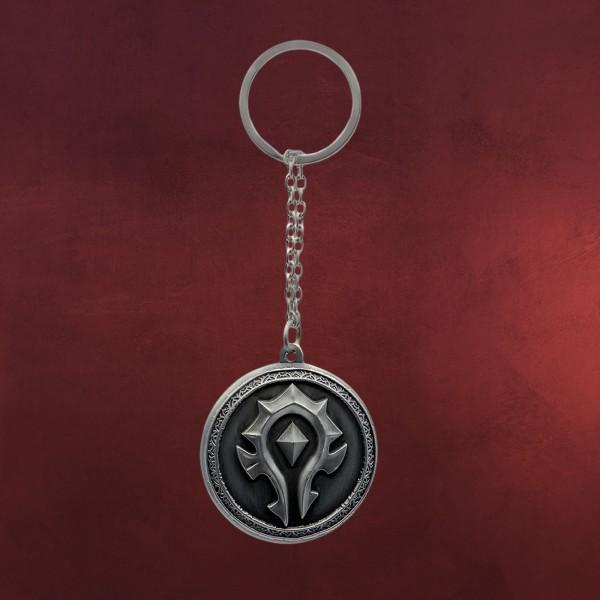 World of Warcraft - Horde Wappen Schlüsselanhänger