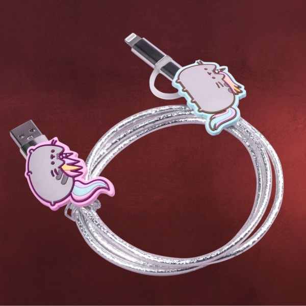 Pusheen - Unicorn USB-Ladekabel