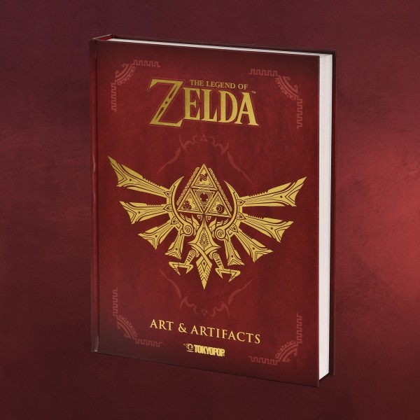 The Legend of Zelda - Art & Artifacts