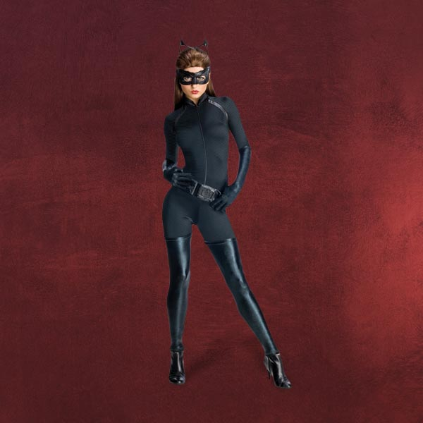 Catwoman The Dark Knight Rises - Damenkostüm 5-tlg