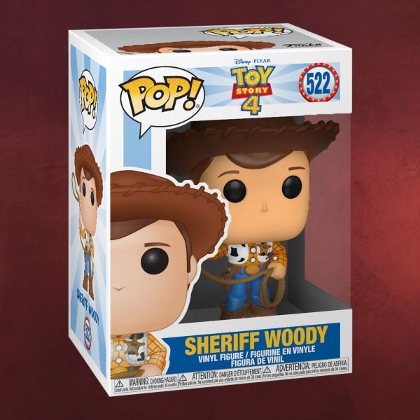 Toy Story - Sheriff Woody Funko Pop Figur