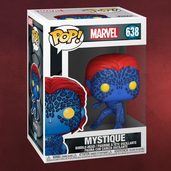 X-Men - Mystique Funko Pop Wackelkopf-Figur
