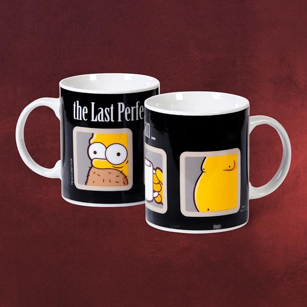 Simpsons Tasse The Last Perfect Man