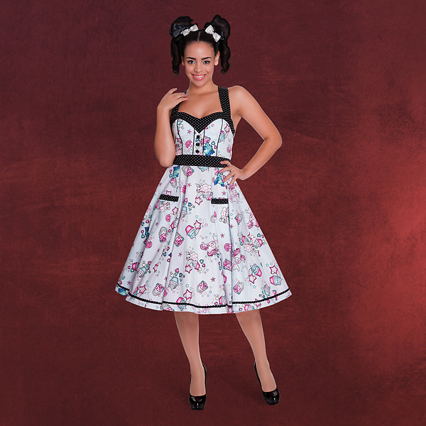 Rockabilly-Kleid Super Sweet