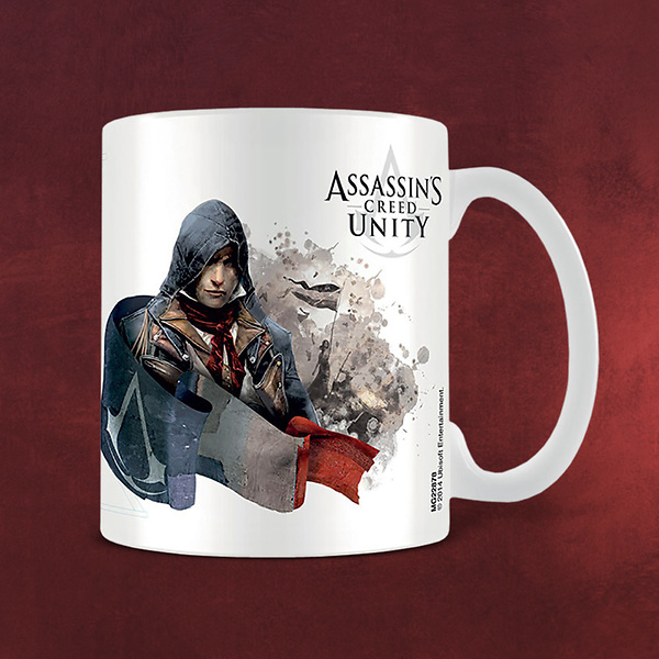 Assassins Creed - Unity Tricolor Tasse