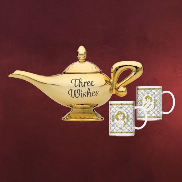 Aladdin - Wunderlampe Tee-Set