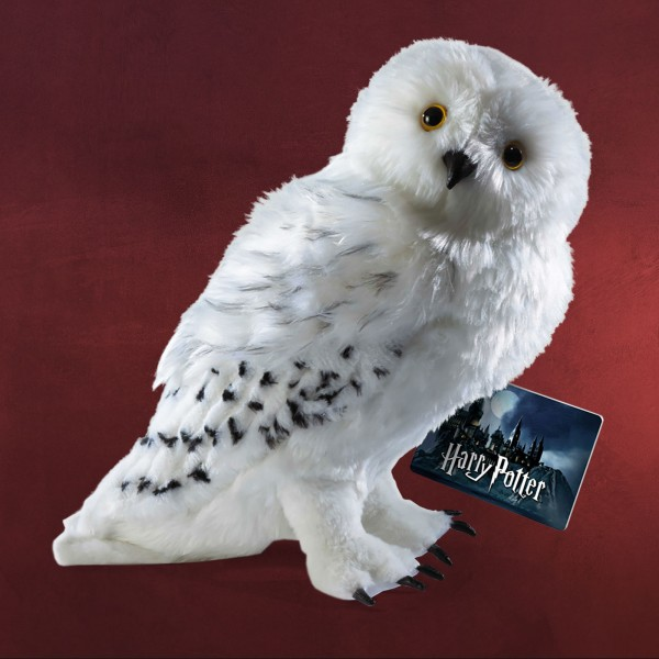 Harry Potter - Hedwig Plüsch Figur