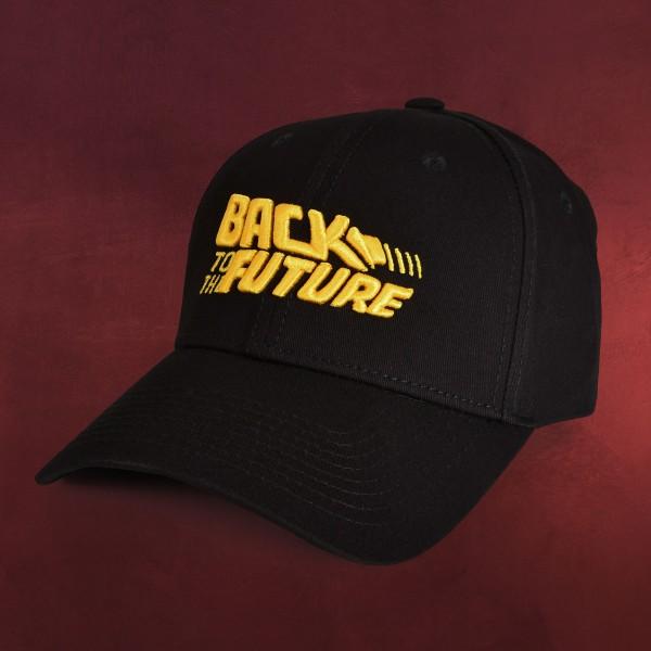 Zurück in die Zukunft - Movie Logo Basecap