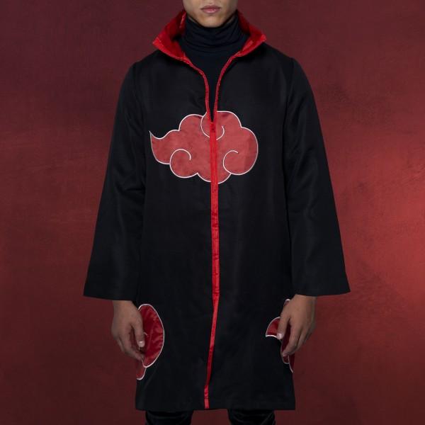 Naruto - Akatsuki Symbol Cosplay Mantel