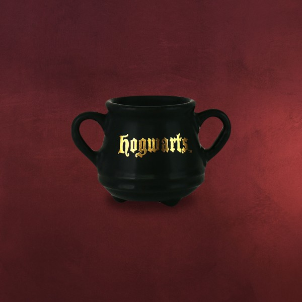 Harry Potter - Hogwarts Kessel 3D Espresso Tasse