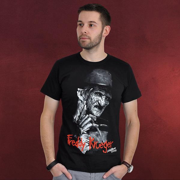 Nightmare - Freddy Krueger T-Shirt schwarz