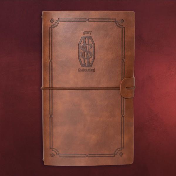 Newt Scamander Notizbuch - Phantastische Tierwesen