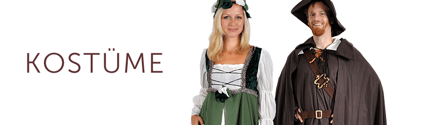 Mittelalter-Kostüme