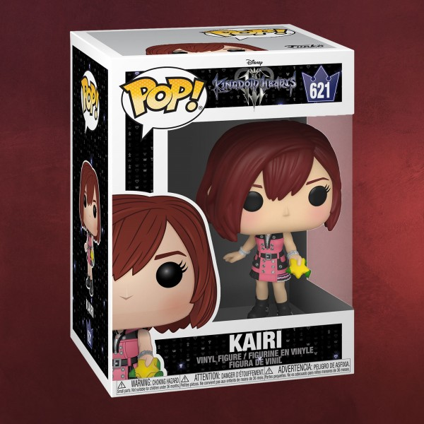 Kingdom Hearts - Kairi Funko Pop Figur