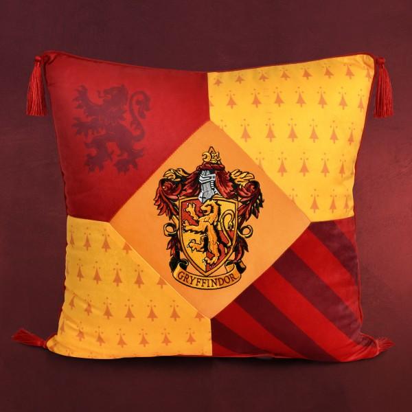 Harry Potter - Gryffindor Kissen mit Quasten deluxe