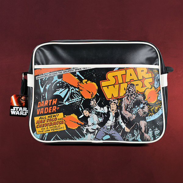 Star Wars - Comic Cover Tasche