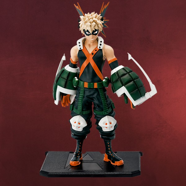 My Hero Academia - Katsuki Bakugo Figur